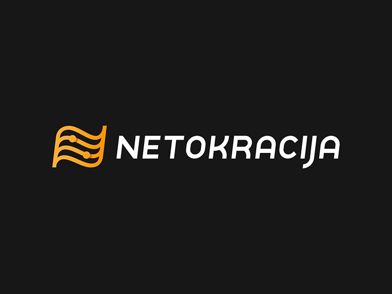 NETOKRACIJA logo