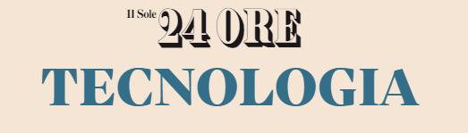 tecnologia sole24 ore logo